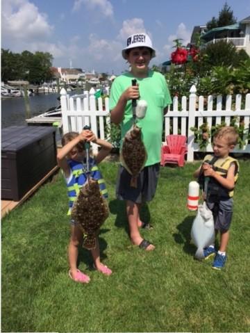 Flounder | Kott the Limit | Charter Fishing Ocean City NJ